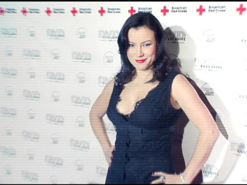 vidéos et rushes de jennifer tilly at the dvd exclusive awards at california science center in los angeles, california on february 8, 2005. - exclusivité