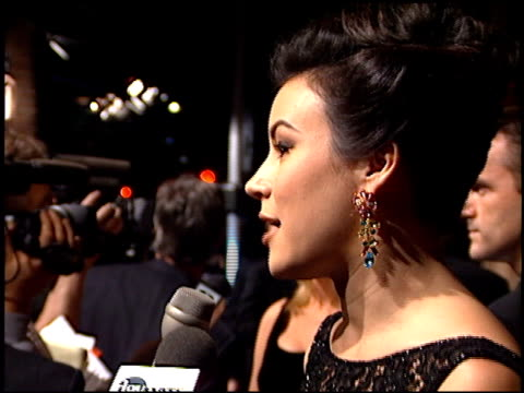jennifer tilly at the fire and ice ball at barney's new york in beverly hills in beverly hills california on november 13 1995 - jennifer tilly stock videos & royalty-free footage