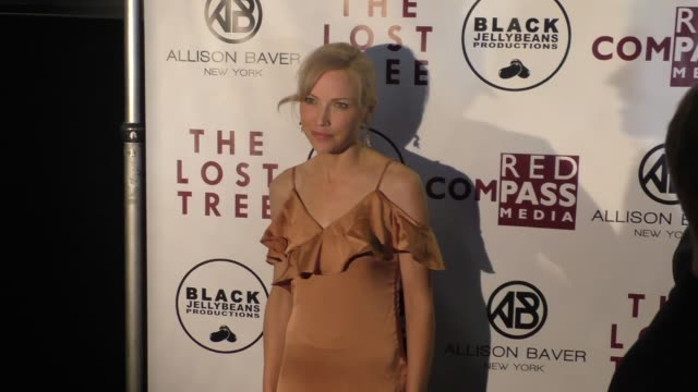 jenny gabrielle at the 'the lost tree' screening at tcl chinese 6 theatres on october 09 2017 in hollywood california - the lost tree stock videos and b-roll footage