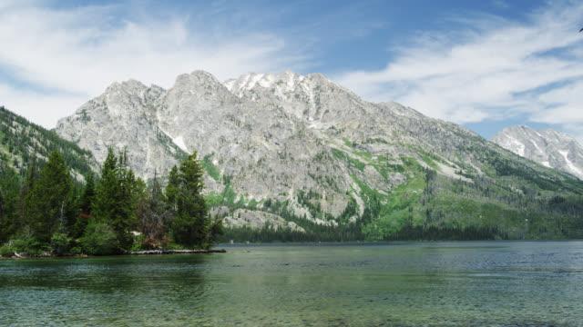 Jenny Lake, Grand Teton NP, USA