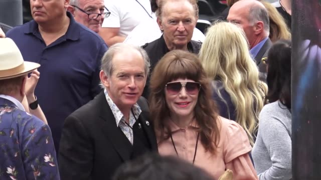 Jenny Lewis Peter Asher and Benmont Tench at the Ringo Starr 11th Annual Peace Love Birthday Celebration at the Capitol Records Building in Hollywood...