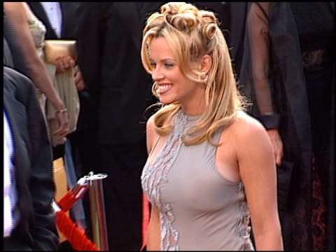 Jenny Mccarthy At The 1997 Academy Awards Arrivals At The Shrine Auditorium In Los Angeles California
