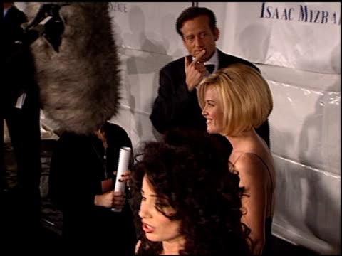 jenny mccarthy at the 1997 fire and ice ball on december 3 1997 - 1997 stock videos & royalty-free footage