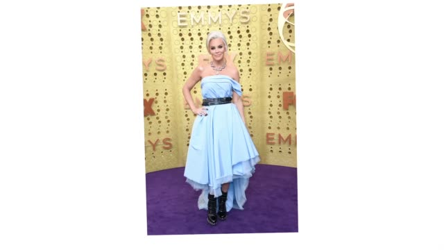 jenny mccarthy attends the 71st emmy awards at microsoft theater on september 22, 2019 in los angeles, california. - emmy awards stock videos & royalty-free footage