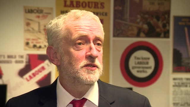 Jeremy Corbyn accusing Theresa May of attempting a 'power grab' over the EU withdrawal bill which was voted down in the Commons