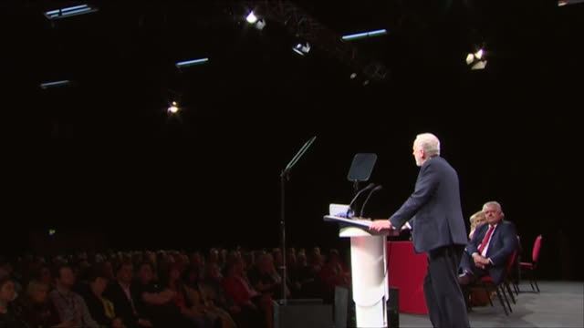 jeremy corbyn criticising theresa may's government for the windrush scandal - deportation stock videos & royalty-free footage