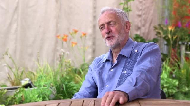 Jeremy Corbyn has been greeted by crowds of revellers chanting his name at Glastonbury Festival The Labour leader arrived at the 900acre musical...