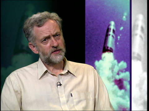 Jeremy Corbyn interviewed SOT Issue of this election has been around Iraq predicts debate around nuclear arms