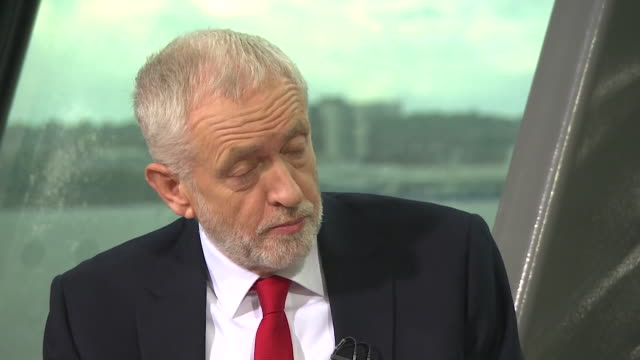Jeremy Corbyn saying he did not lay a wreath for the Black September terrorists in Tunisia