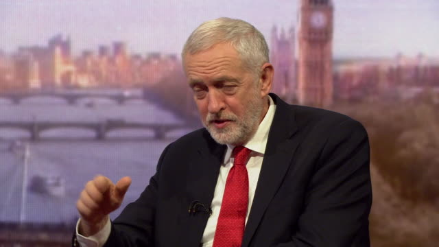Jeremy Corbyn saying he was part of a delegation that went to Iran and he discussed human rights at every opportunity