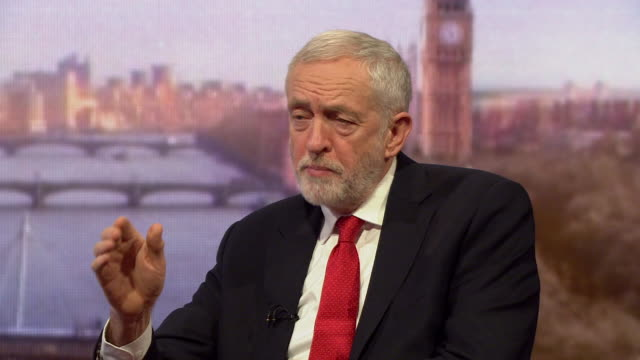 Jeremy Corbyn saying his message to the Iranian government would be to respect human rights