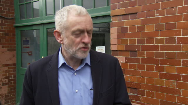 jeremy corbyn saying it is ridiculous that george osborne has taken on the job of editor of the evening standard whilst also being an mp and director... - bizarre stock videos & royalty-free footage