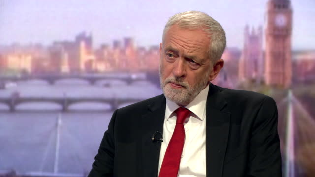 Jeremy Corbyn saying 'it's quite possible' that there may be another general election 'later this year or early next year'