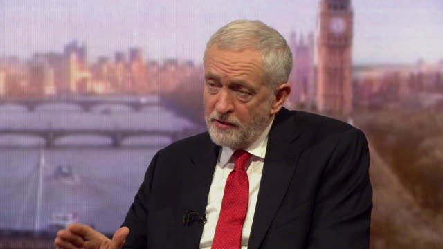 Jeremy Corbyn saying the Chinese economic model has taken a lot of people out of poverty but there are still massive issues in terms of the...