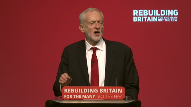 jeremy corbyn saying the labour party supports a twostate solution to the israelpalestine conflict and a labour government would recognise a... - palestinian stock videos & royalty-free footage