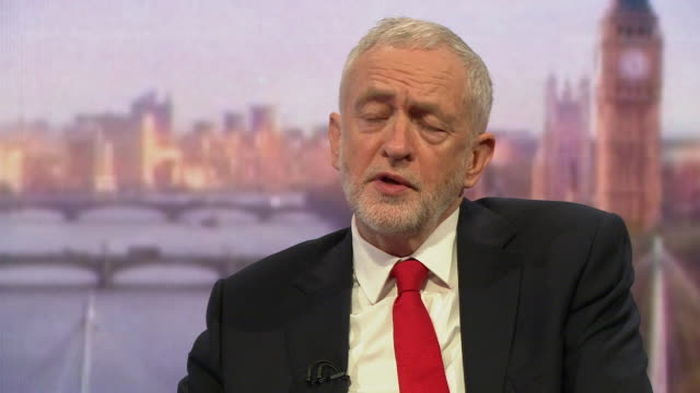 jeremy corbyn saying the uk needs to put right things it has done wrong at the chogm conference - versöhnung stock-videos und b-roll-filmmaterial
