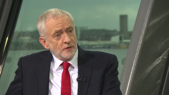 Jeremy Corbyn saying Theresa May should 'report to parliament what happened at the EU summit in Salzburg' and her proposals should be 'measured'