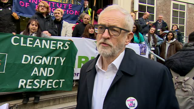 jeremy corbyn saying we do not accept any idea of us companies running the nhs or extending patents on medicine - rejection stock videos & royalty-free footage