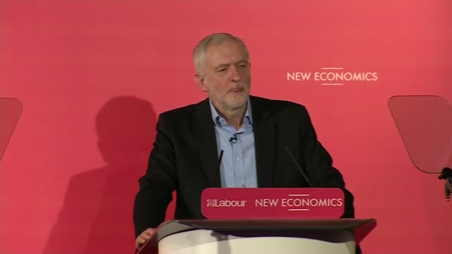 Jeremy Corbyn speech Jeremy Corbyn speech SOT A green energy system will look different from what we have today/ New sources of energy/ Smart...