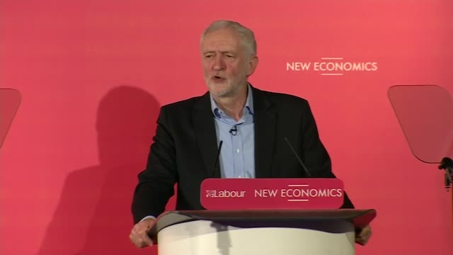 Jeremy Corbyn speech Jeremy Corbyn speech SOT Ownership and control questions/ Cannot be right that profits from public services are used to line...
