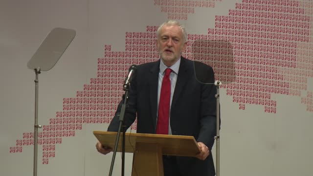 Jeremy Corbyn speech to South West conference Jeremy Corbyn MP speech SOT re Labour revival / weakness of conservative government / failure of...