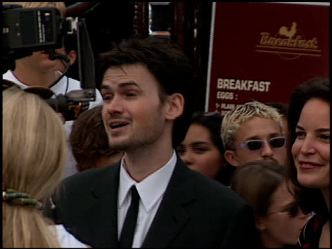Jeremy Davies at the 'Saving Private Ryan' Premiere at Mann Theatre in Westwood California on July 21 1998