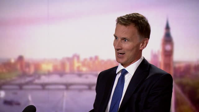 """jeremy hunt saying there were """"some of the biggest state failures as well as successes"""" during the coronavirus pandemic - examining stock videos & royalty-free footage"""