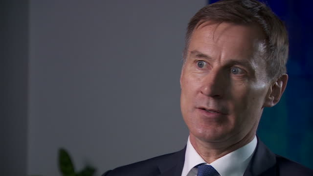 jeremy hunt saying we now have to make some choices to contain coronavirus - choice stock videos & royalty-free footage