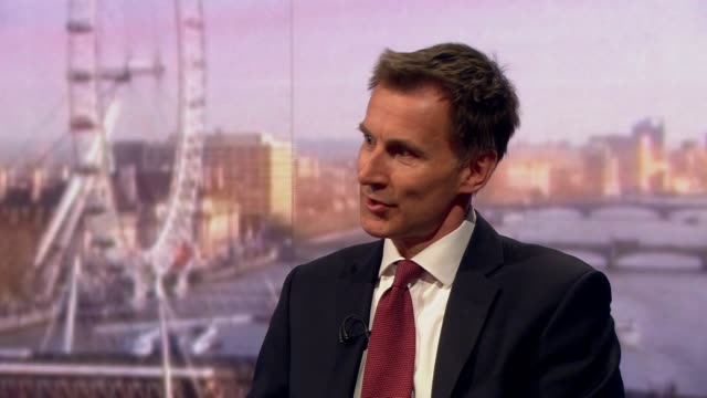 Jeremy Hunt saying Yemen is the conflict that the world wants to forget
