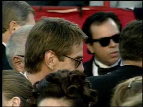 Jeremy Irons at the 1998 Academy Awards Arrivals at the Shrine Auditorium in Los Angeles California on March 23 1998