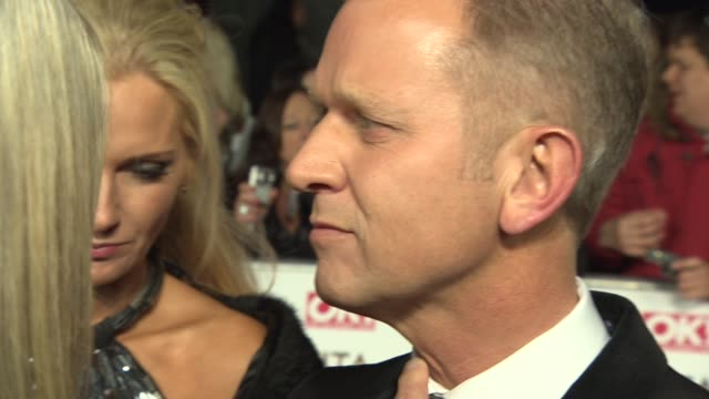 INTERVIEW Jeremy Kyle on being nominated predictions for Anthony McPartlin Declan Donnelly if their kids will be watching on Anne Kirkbride at...
