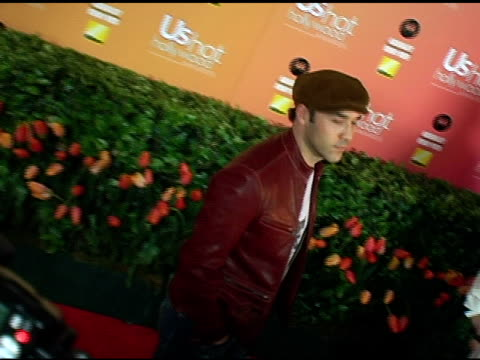 jeremy piven at the us weekly hot hollywood awards at republic restaurant and lounge in los angeles, california on april 26, 2006. - us weekly stock videos & royalty-free footage