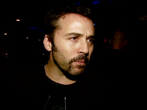 jeremy piven on the evening, how his appearance in the film came about, what he appreciates about katt williams, what makes him funny, and why the... - jeremy piven stock videos & royalty-free footage