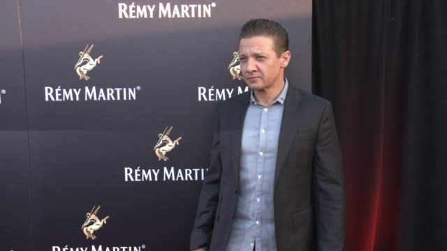jeremy renner at rémy martin hosts a special evening with jeremy renner and fetty wap celebrating the exceptional in los angeles, ca 6/15/17 - wap stock videos & royalty-free footage