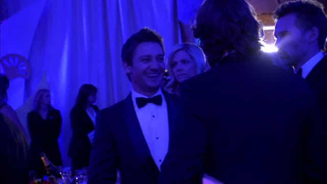 Jeremy Renner at the 2011 Governors Ball at Hollywood CA
