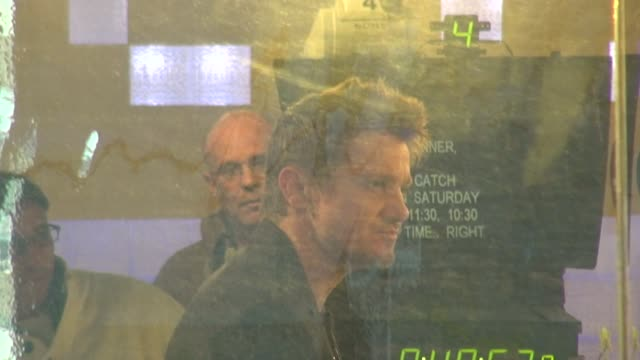 Jeremy Renner at the 'TODAY' show studio Jeremy Renner at the 'TODAY' show studio on November 14 2012 in New York New York