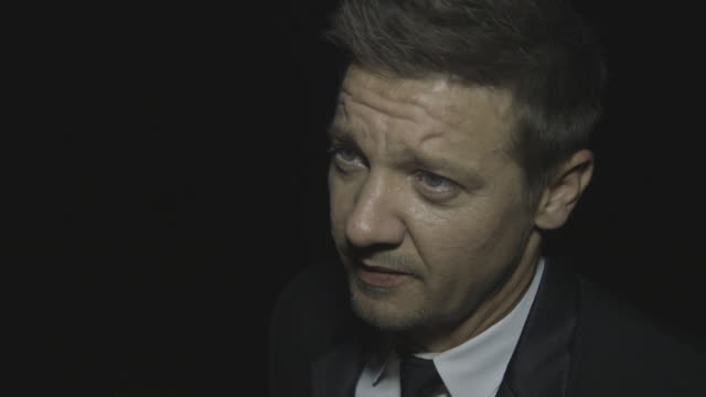INTERVIEW Jeremy Renner on being on stage in the Ancient Greek Theatre at 62nd Taormina Film Fest on June 17 2016 in Taormina Italy