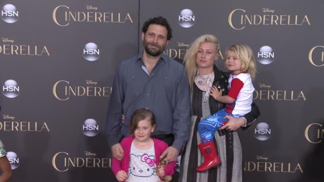 "jeremy sisto at the disney's ""cinderella"" world premiere at the el capitan theatre on march 01, 2015 in hollywood, california. - el capitan theatre stock videos & royalty-free footage"