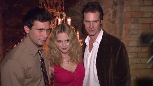 Jeremy Sisto Heather Graham and Randall Batinkoff at the 'Broken' Premiere and After Party at D'OR at Amalia in New York New York on October 2 2007