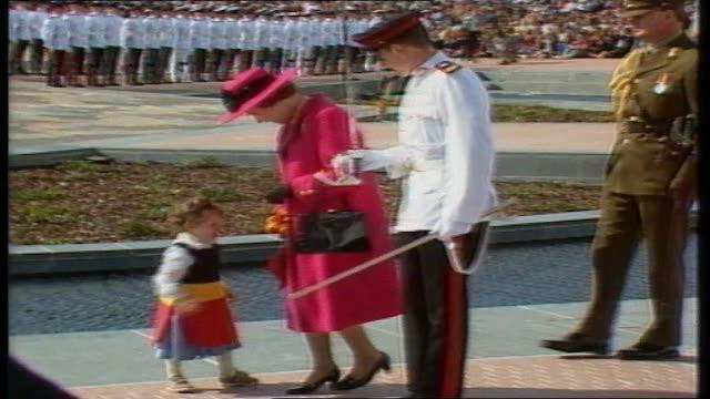aboriginal - queen royal person stock videos & royalty-free footage