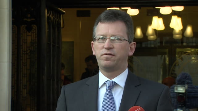 jeremy wright qc saying the government is disappointed with the outcome of the supreme court ruling that article 50 must be approved by parliament... - article stock videos and b-roll footage