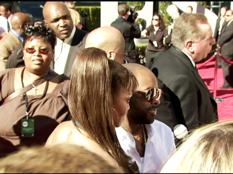 vidéos et rushes de jermaine dupri and janet jackson at the 2006 espy awards arrivals at the kodak theatre in hollywood california on july 12 2006 - espy awards