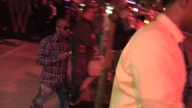 jermaine dupri departs usher birthday at bootsy bellows in weho at celebrity sightings in los angeles jermaine dupri departs usher birthday at bootsy... - usher stock videos & royalty-free footage
