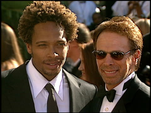Jerry Bruckheimer at the 2002 Emmy Awards at the Shrine Auditorium in Los Angeles California on September 22 2002