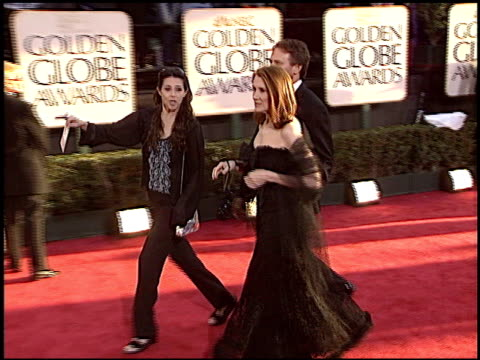 Jerry Bruckheimer at the 2004 Golden Globe Awards at the Beverly Hilton in Beverly Hills California on January 25 2004