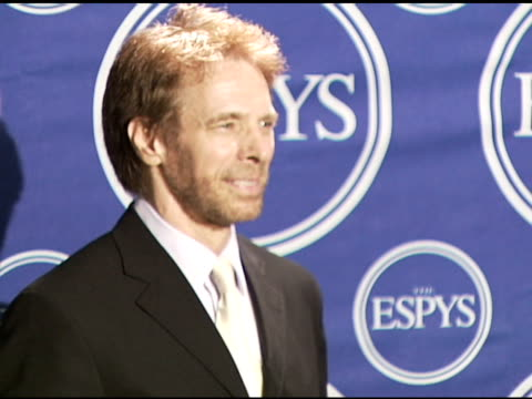 Jerry Bruckheimer at the 2006 ESPY Awards press room at the Kodak Theatre in Hollywood California on July 12 2006