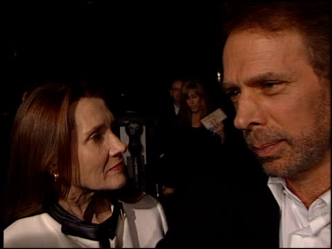 Jerry Bruckheimer at the 'Black Hawk Down' Premiere at AMPAS in Beverly Hills California on December 18 2001