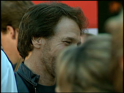 Jerry Bruckheimer at the 'Remember the Titans' Premiere at the Rose Bowl in Pasadena California on September 23 2000
