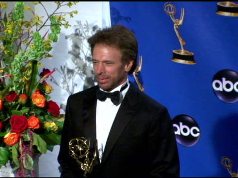 Jerry Bruckheimer Executive Producer of 'The Amazing Race' winner of Outstanding Reality/Competition Program at the 2004 Primetime Emmy Awards press...