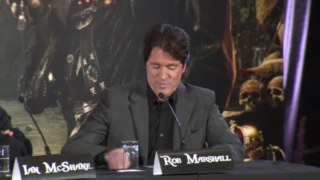 Jerry Bruckheimer on it being a fresh new film at the Pirates of the Caribbean On Stranger Tides Press Conference at London England